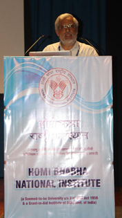 Foundation Day of Homi Bhabha National Institute